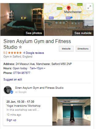 siren maps